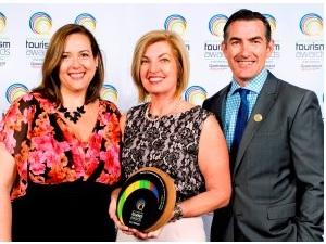 2013 QLD Tourism Awards win
