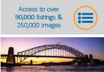 Listings Sydney Harbour roll over