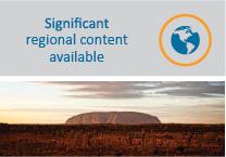 Regional content Uluru roll over