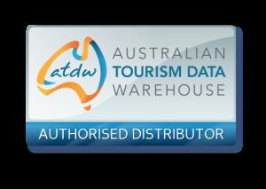 Distributor badge