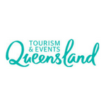 Tourism & Events QLD logo