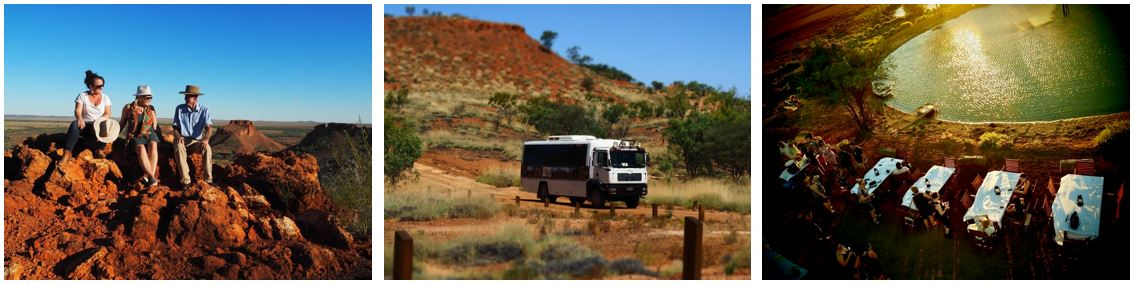 Outback Aussie Tours footer